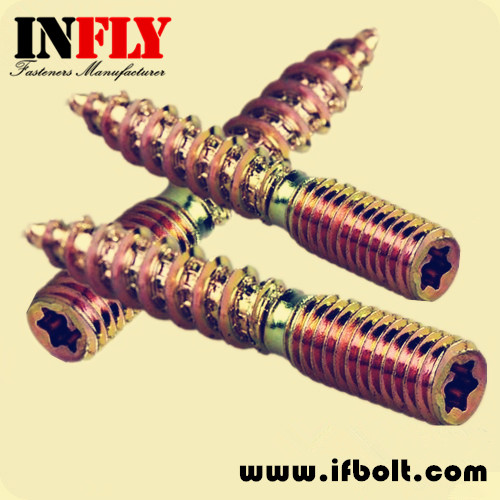 Carriage U Bolt Roofing Screw Stud Bolts Factory