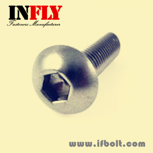 Hexagon socket button head screws ISO7380