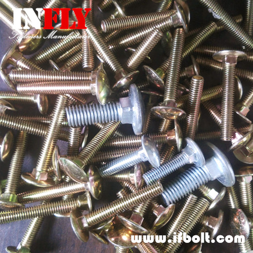 <a href=http://www.ifbolt.com/en/product/a307-carriage-bolt.html target='_blank'>Carriage bolts</a> in inch ASTM A307